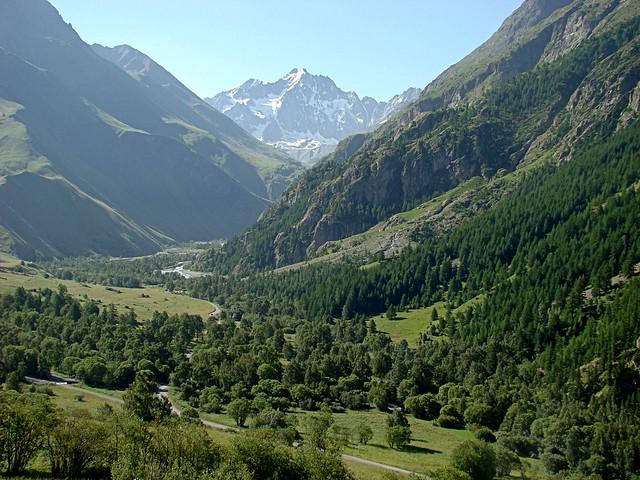 017 kort na vertrek uit Villar d'Arene