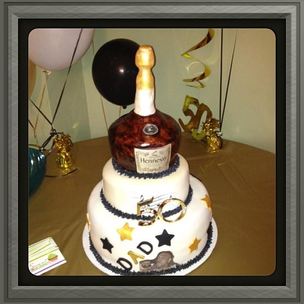 50th birthday cake cake 50thbirthday 50thbirthdaycake Flickr