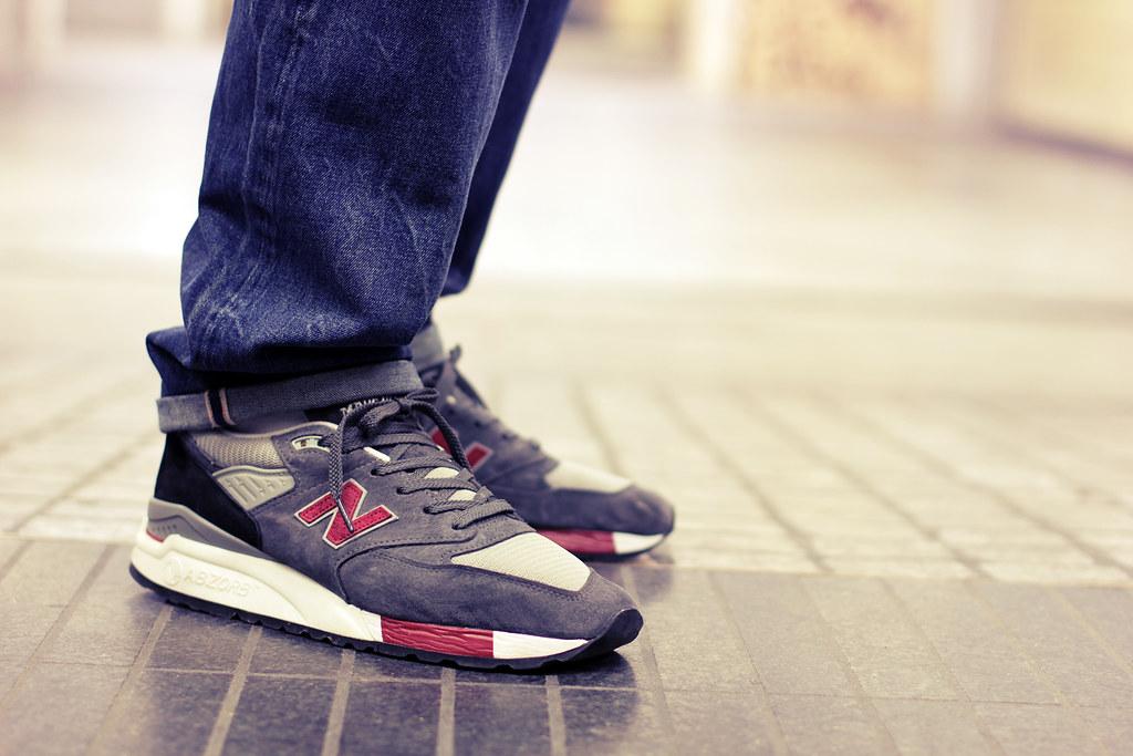 sports shoes 20a1d 815c9 New Balance 998GR   by daniel san58 New Balance 998GR   by daniel san58