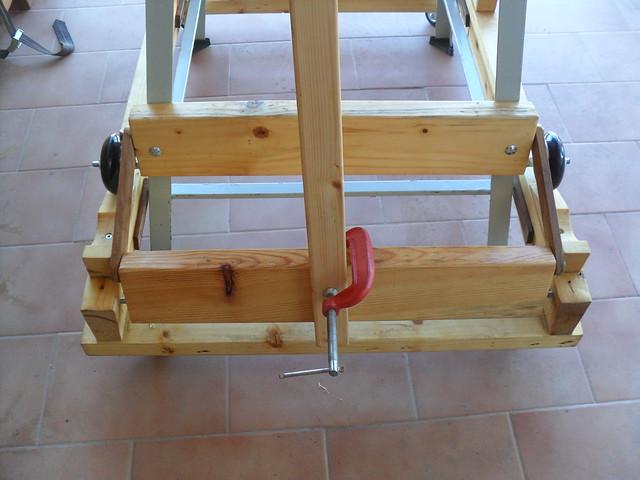Carrello sposta macchinari italian woodworkers forum - Carrello sposta mobili ...