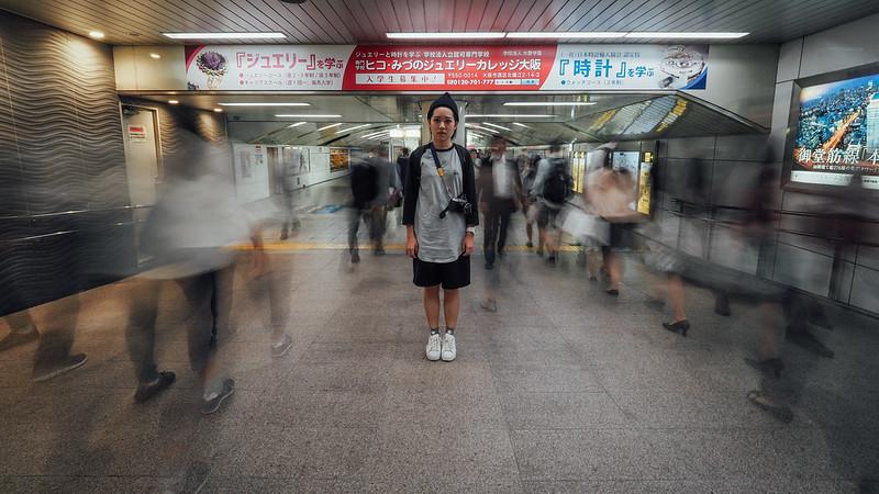 Aubrey 奈良地鐵內|奈良 Nara