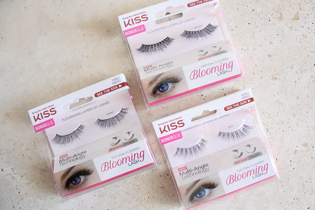 kiss blooming lashes review