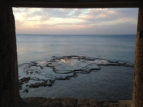 Window to the Mediterranean