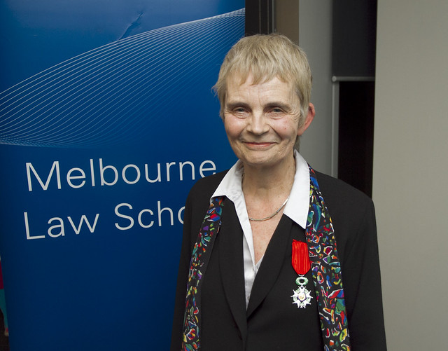 Professor Cheryl Saunders