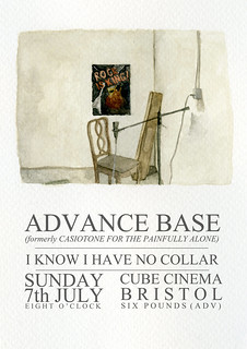 Advance Base | by slumberparty_uk