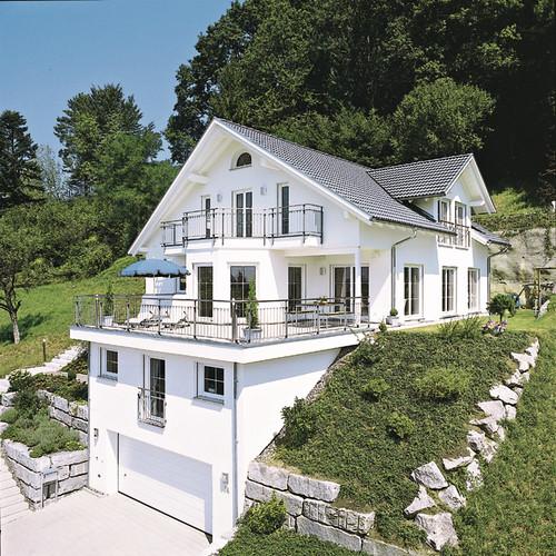 haus am hang weberhaus fertighaus weberhaus flickr. Black Bedroom Furniture Sets. Home Design Ideas