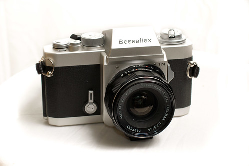Voigtlander Bessaflex TM | Made by Cosina in the mid-2000s ... Pictures Made With Voigtlander