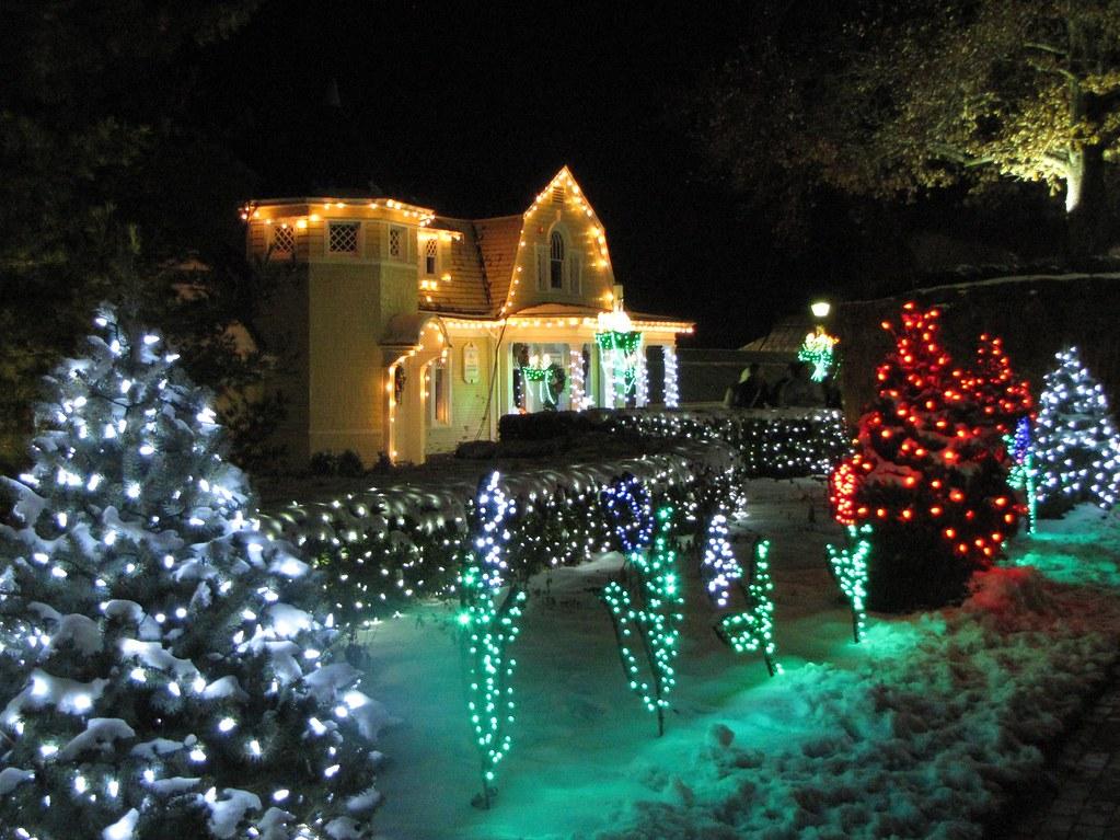 oglebay park festival of lights by jcsullivan24 - Oglebay Park Christmas Lights