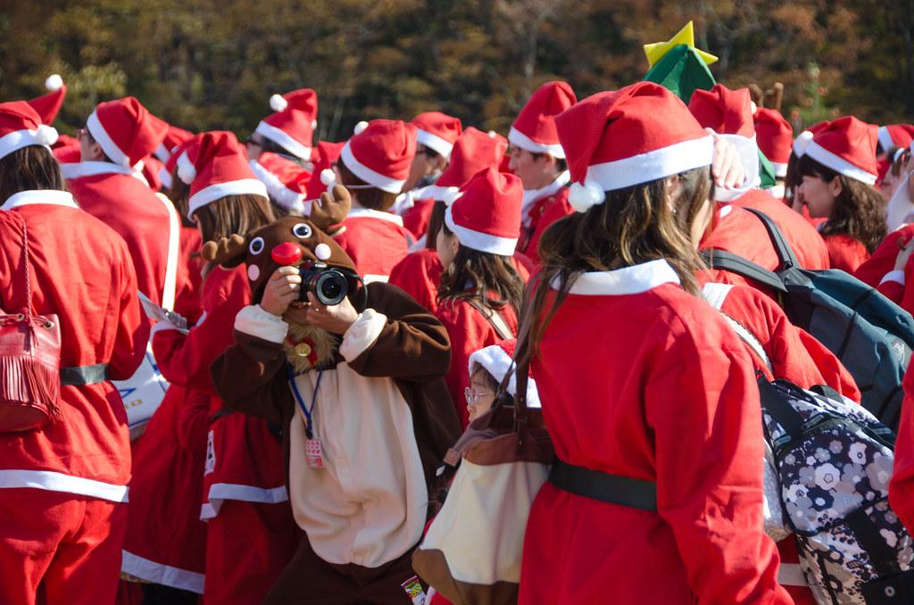 osaka great santa run 2013 cotaro70s flickr