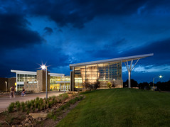 Student Rec Center at CSU