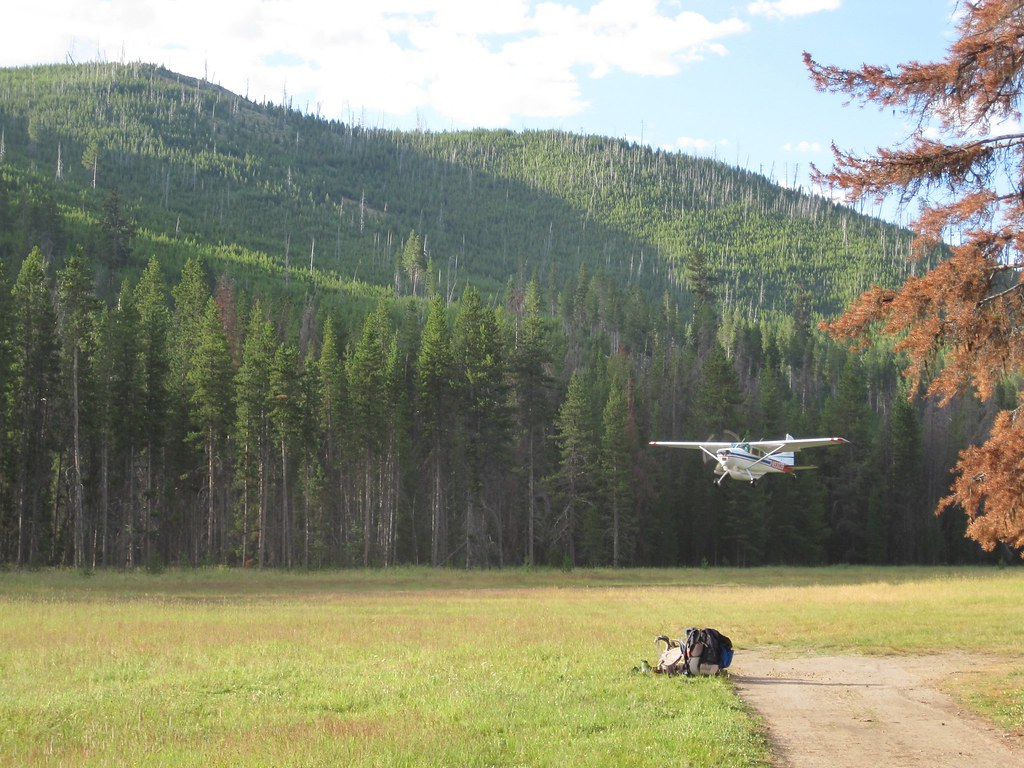 ... Root Ranch Airstrip, Frank Church River of No Return Wilderness Area,  Idaho | by
