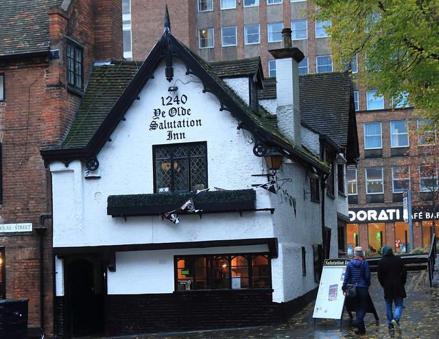 Salutation Inn, Nottingham