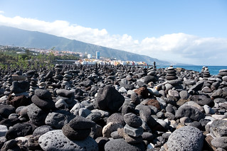 stacks | playa jardin | tenerife | by John FotoHouse