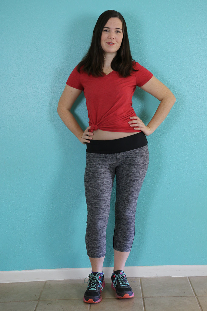 Sewaholic Pacific Leggings