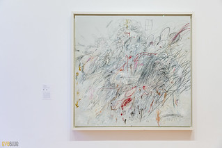 Cy Twombly MOMA NYC 01 (1) | by Eva Blue