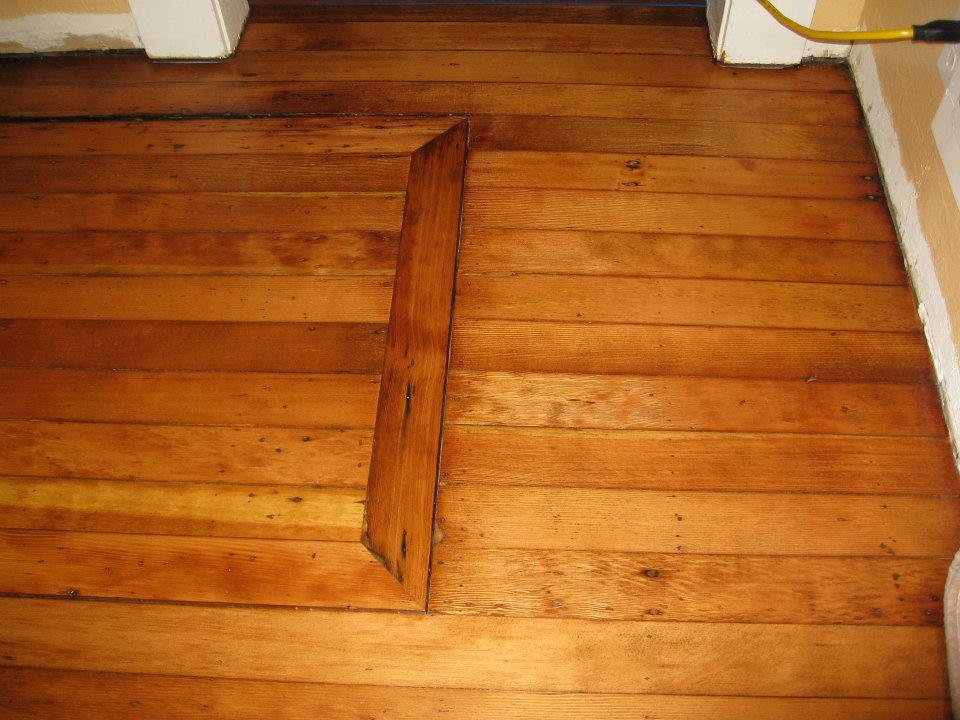 Hardwood Floor Restoration Of 100 Year Old Home Ta Da The Flickr