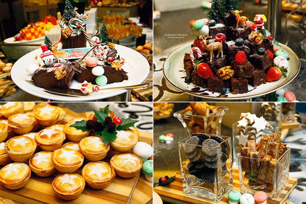 eastin kl christmas dessert