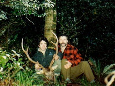 Sika Hunting
