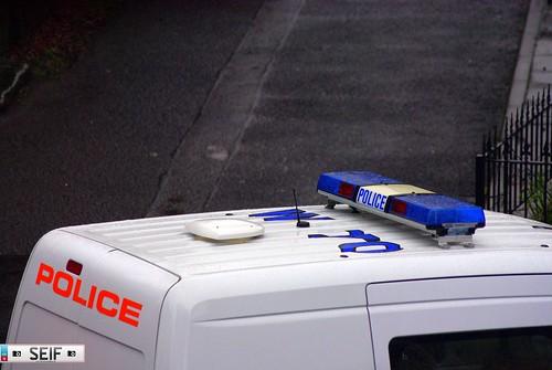Light Bar Roof Code Glasgow 2013 Police Scotland Seif