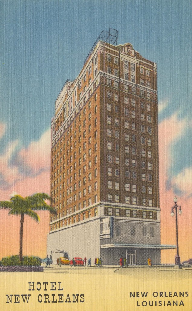 Hotel New Orleans - New Orleans, Louisiana