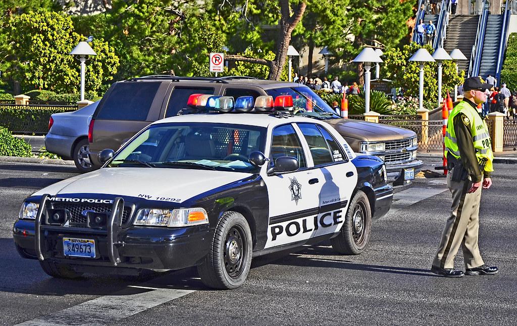 Las Vegas polizia
