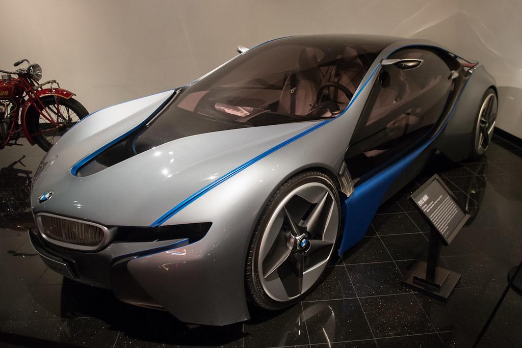 BMW I Concept BMW I Concept Driven By Tom Crui Flickr - 2013 bmw i8