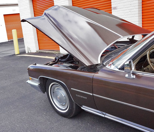 1993 Cadillac Brougham For Sale: 1972 Cadillac Fleetwood Brougham