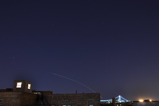 NASA LADEE from Brooklyn 1 | by Daniel J. Grinkevich