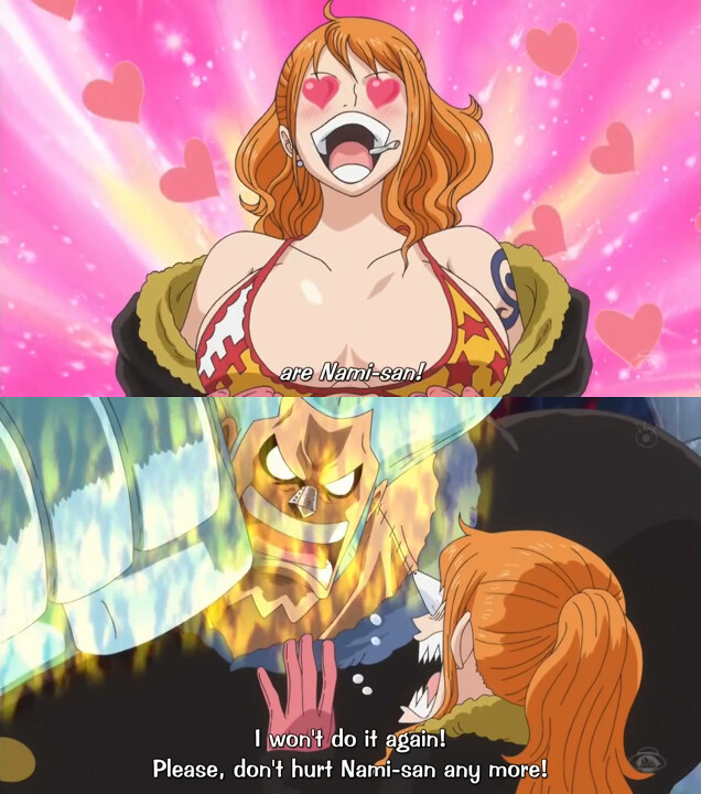 ... One Piece New World Thatu0027ll Put An End To Your Body Swapping Fun Sanji