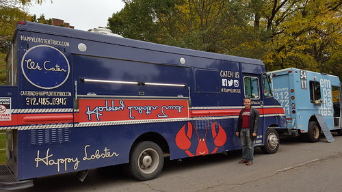 Friday Food Truck Fedtival