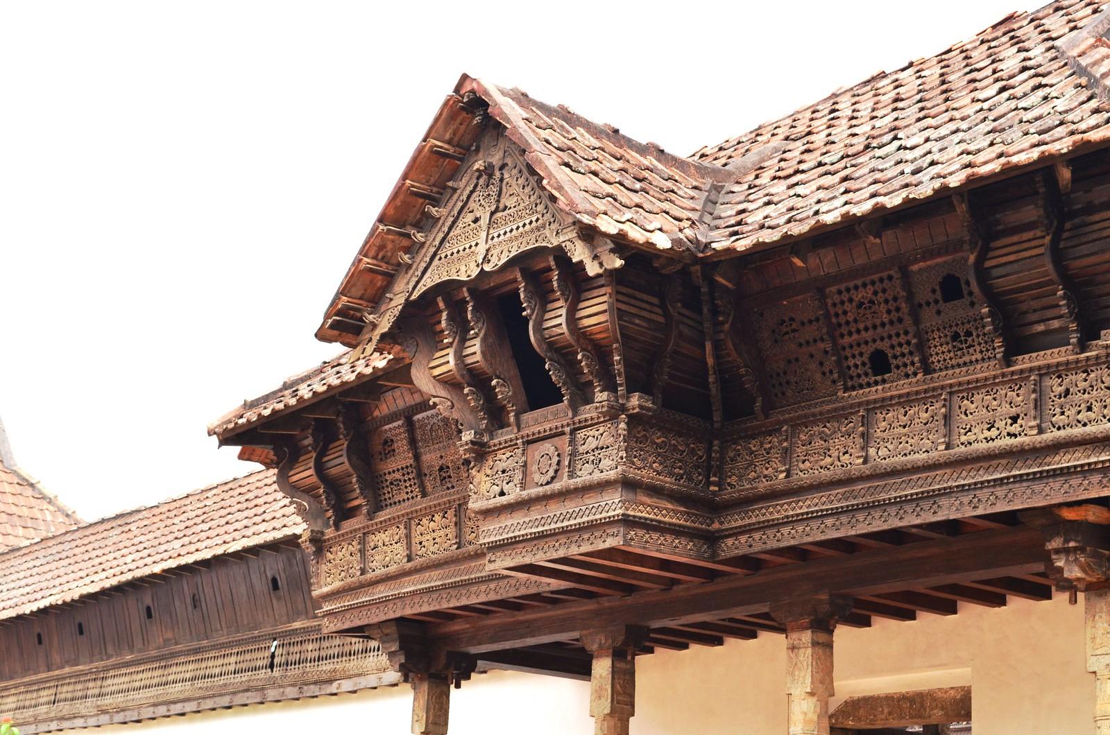 Padmanabhapuram Palace, Thuckalay, Tamil Nadu