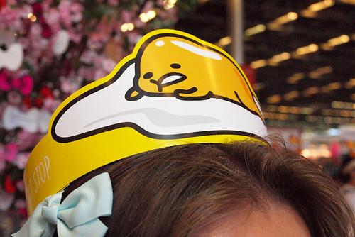 Gudetama Hat
