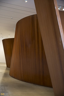 Richard Serra Band LACMA Los Angeles 03 | by Eva Blue