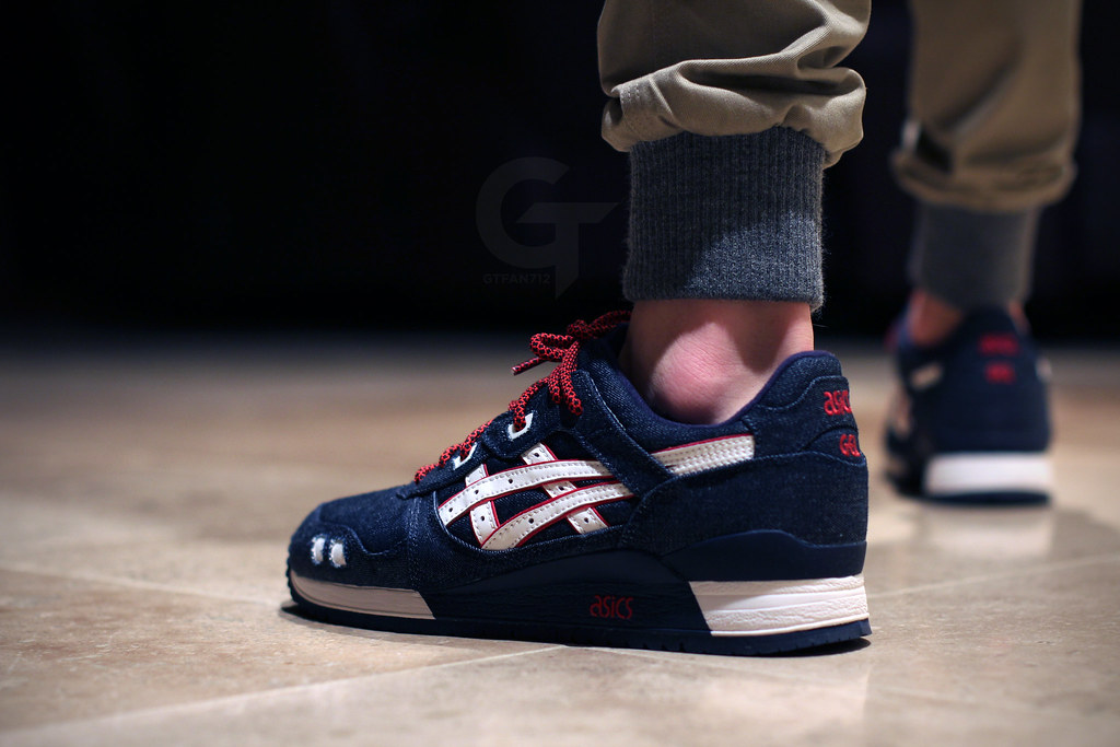 Asics gel lyte iii ronnie fieg dolphins | Best cw ever on th