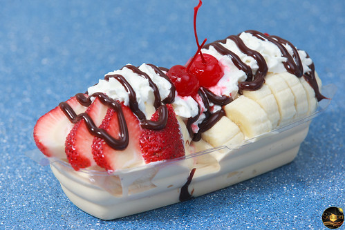 Banana Split A Licious | by Angela (Photography by Solaria)