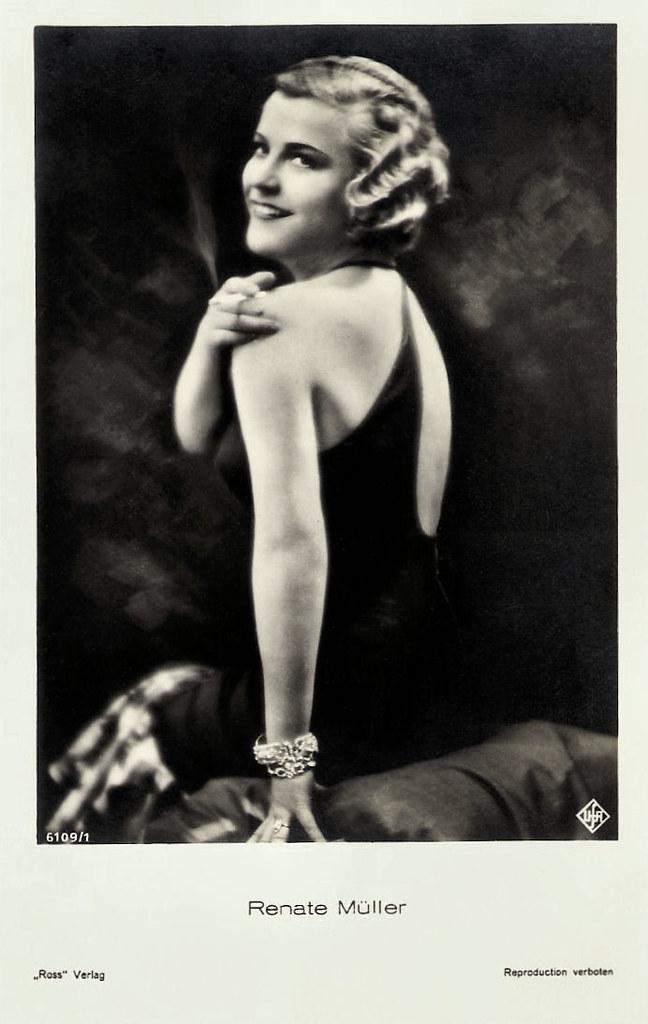 Αποτέλεσμα εικόνας για Renate Müller (1906 - 1937