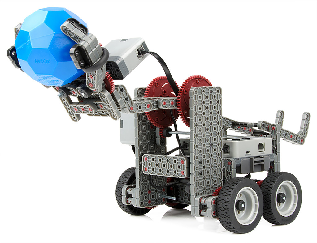 VEX IQ Clawbot   VEX Robotics   Flickr
