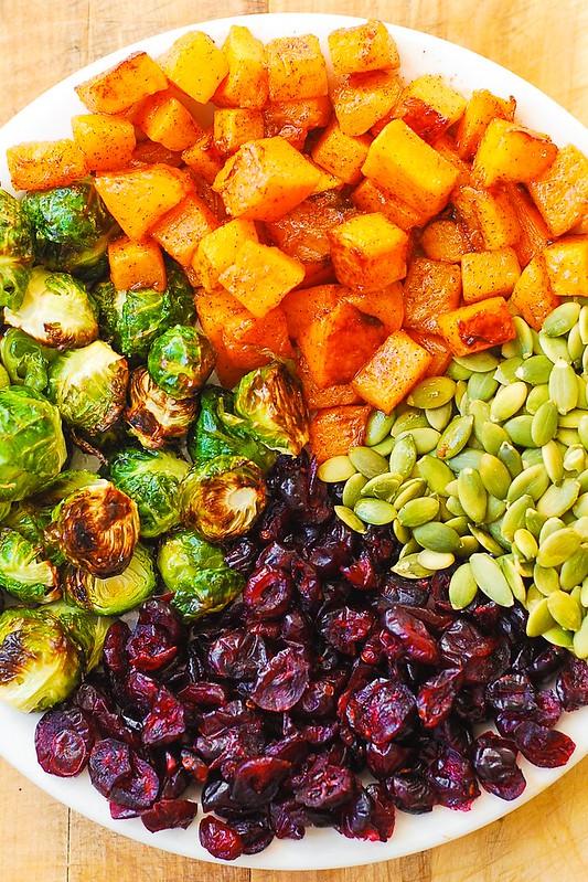 gluten free Thanksgiving menu, gluten free salads, gluten free recipes, easy dinners
