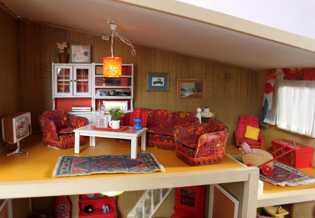 Lundby Living Room