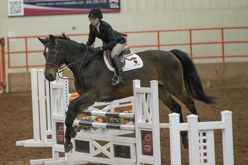 Oklahoma State Vs Kansas State Equestrian Event Saturday