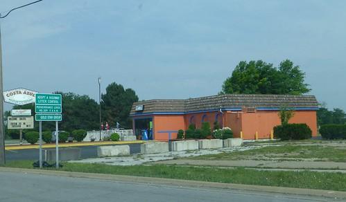 Costa Azul Restaurant And Bar