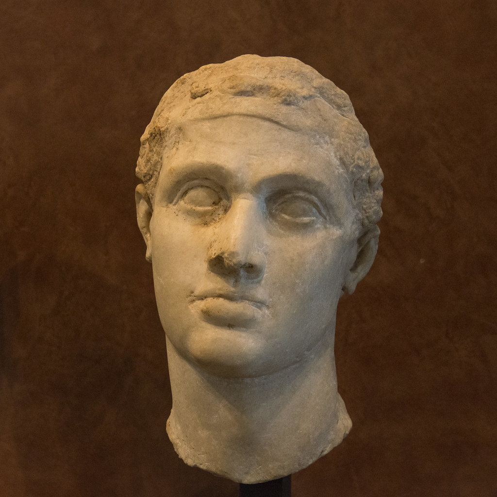 the life and power of ptolemy xii auletes of the egyptian throne