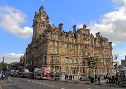 Balmoral hotel 1 princes street