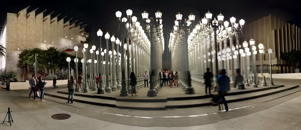 Welcome to selfie palooza at the lacma urban lights ligh flickr welcome to selfie palooza at the lacma urban lights light posts in aloadofball Gallery