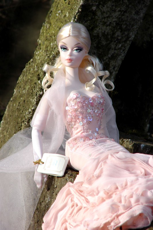 Mermaid Gown Barbie | Lulu\'s dolls | Flickr