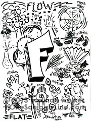 The Fearlessly Fashionable And Fiercely Flexible Letter F