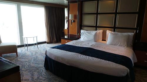 Royal Suite Bedroom Photo Royal Suite Bedroom On Board The Flickr