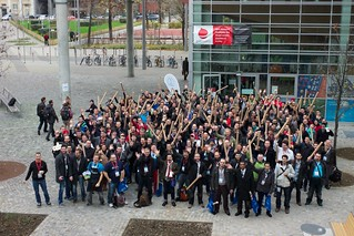 DrupalCamp Vienna 2013 Group Picture | by x-foto.ch