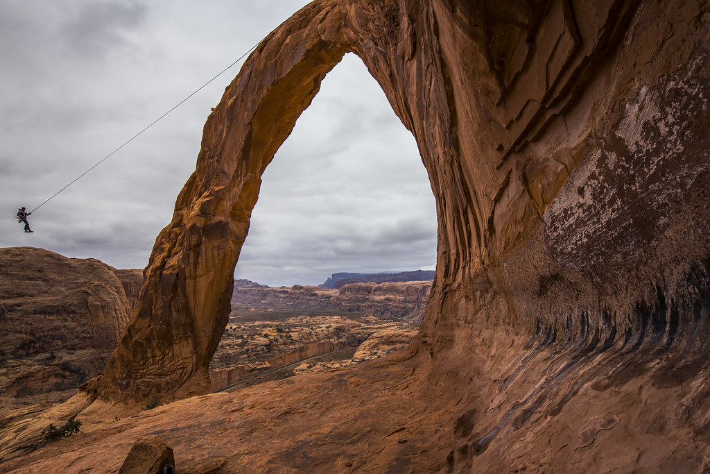 Corona Arch Swing I Have Created A New Flickr Account If