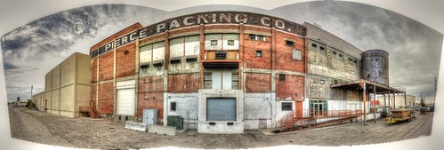 Google Street View - Pan-American Trek - Pierce Packing Company | by kevin dooley